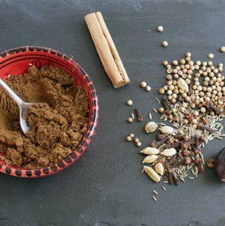 roasted Sri Lankan curry powder