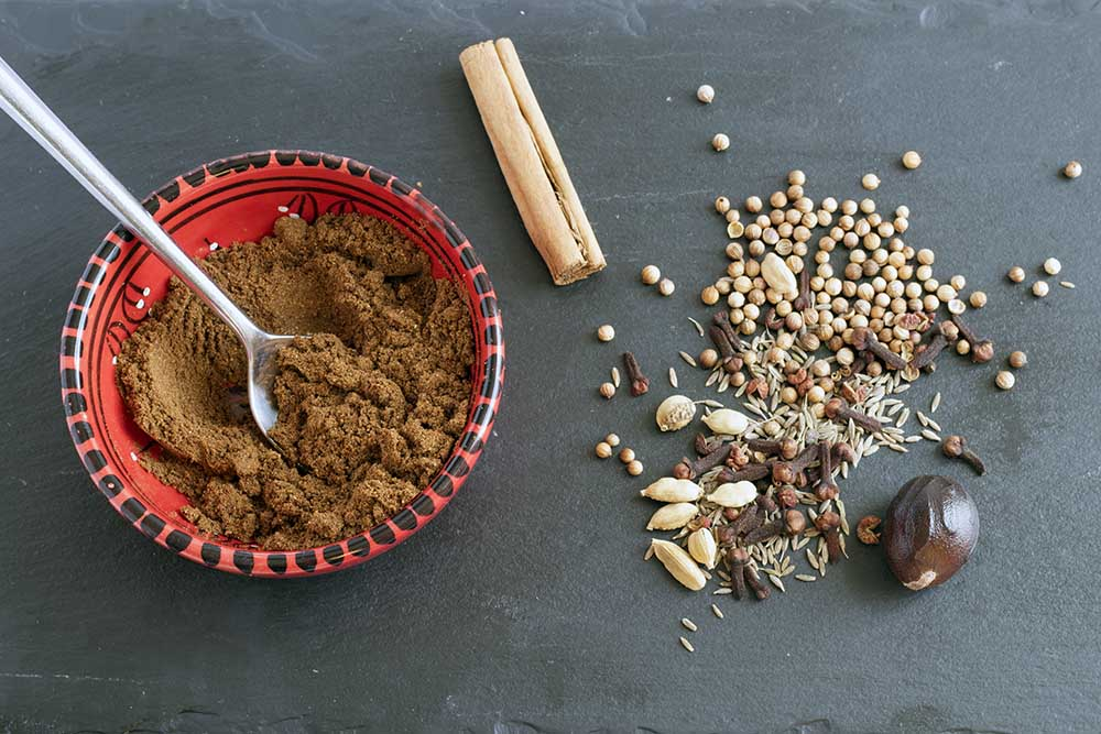 roasted Sri Lankan curry powder