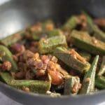 sri lankan okra curry recipe