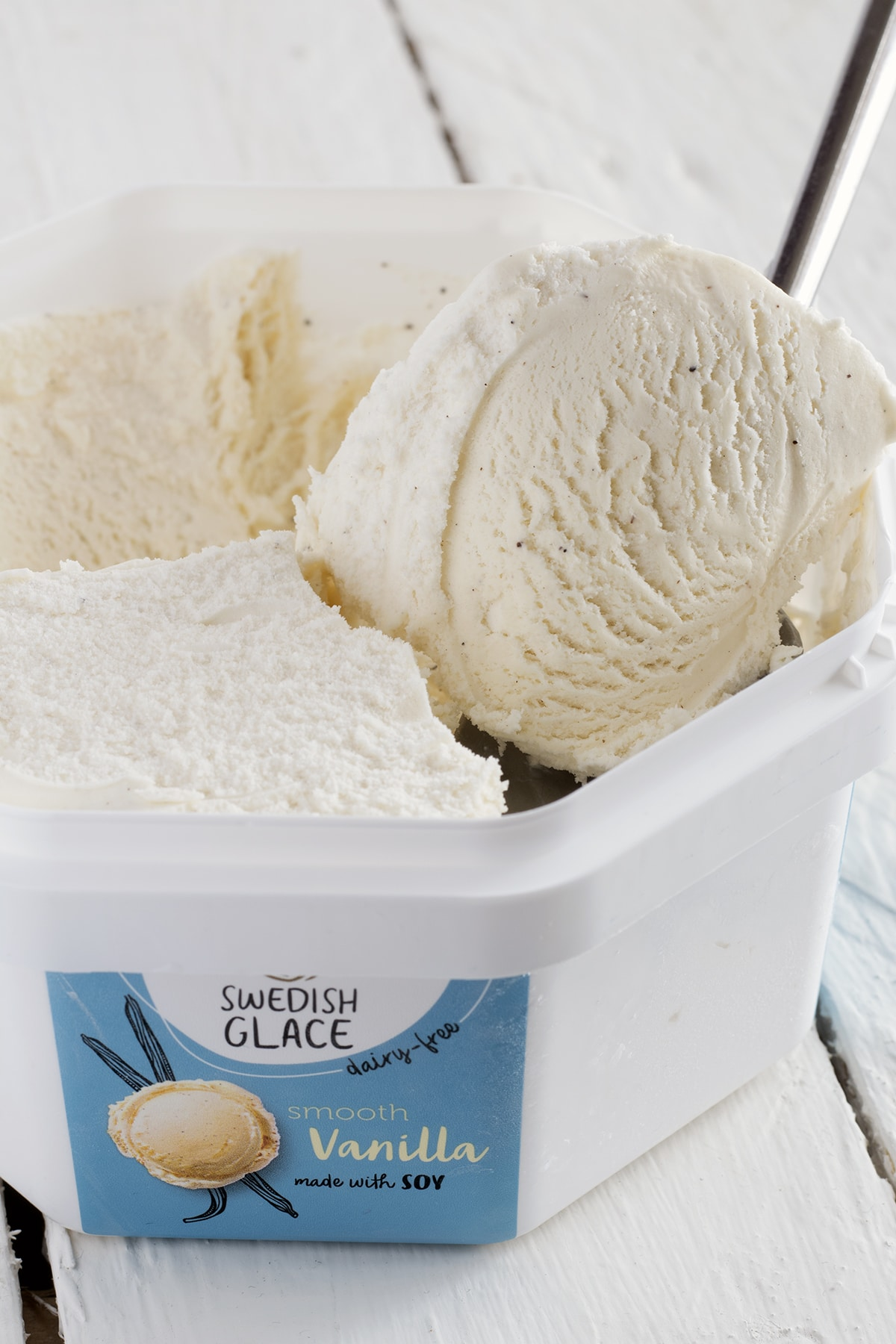 best vegan ice cream swedish glace vanilla