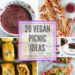 20 vegan picnic recipes - Cook Veggielicious