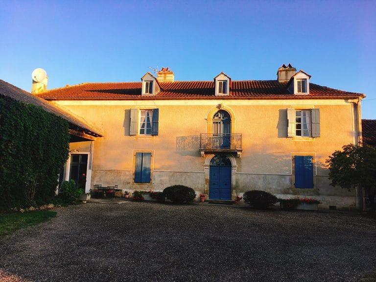 Pilates retreat in France - review of Domaine du Pignoulet