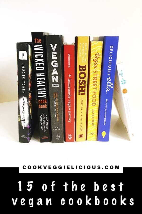 15 of the best vegan cookbooks