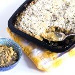 vegan butternut squash mac and cheese