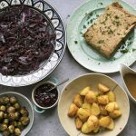 how to make the ultimate vegan Christmas dinner by Cook Veggielicious