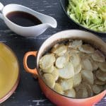 vegan hot pot recipe by Cook Veggielicious