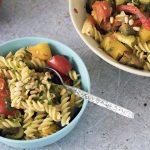 roasted vegetable pasta