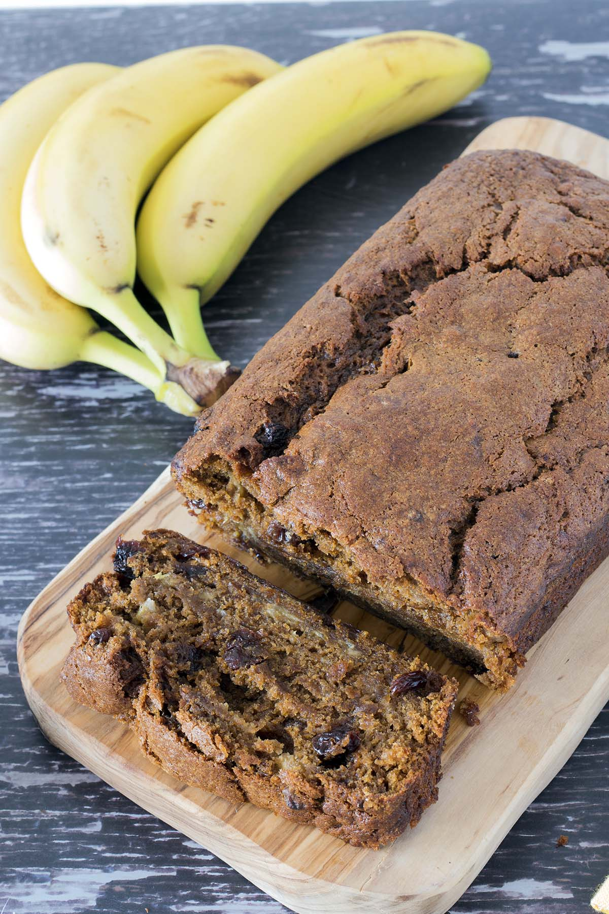 Spiced banana bread (vegan) recipe by Cook Veggielicious.