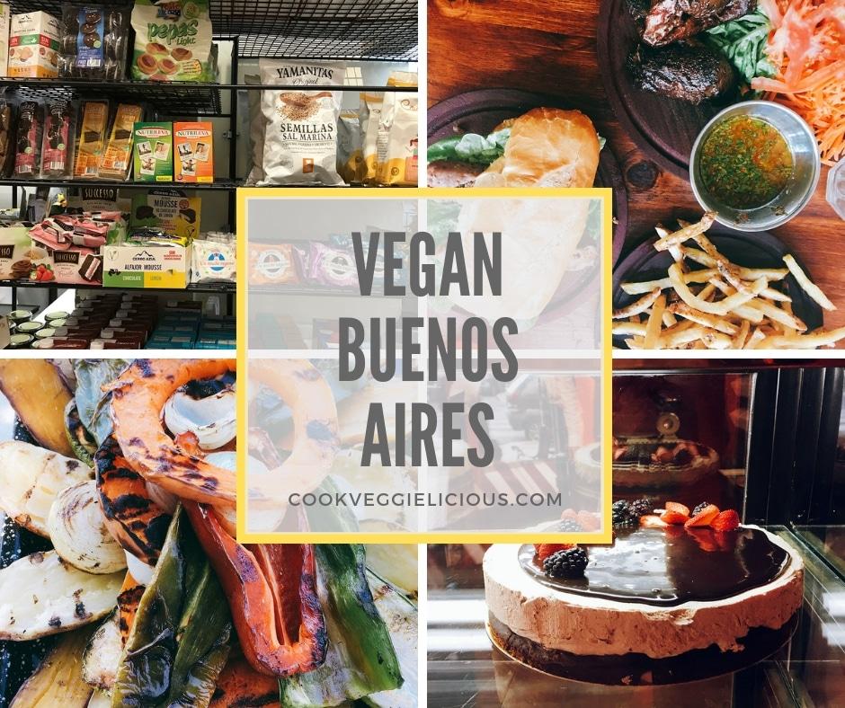 Vegan food in Buenos Aires