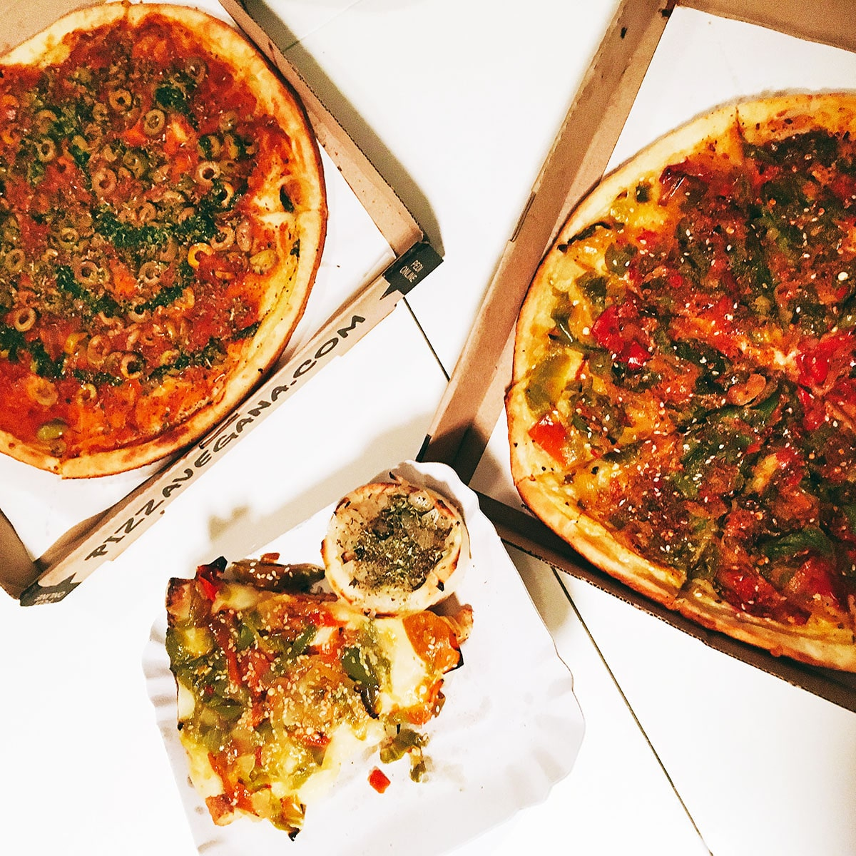 pizza vegana buenos aires