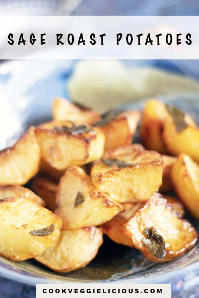 sage roast potatoes