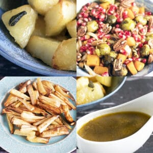 christmas vegetable side dishes